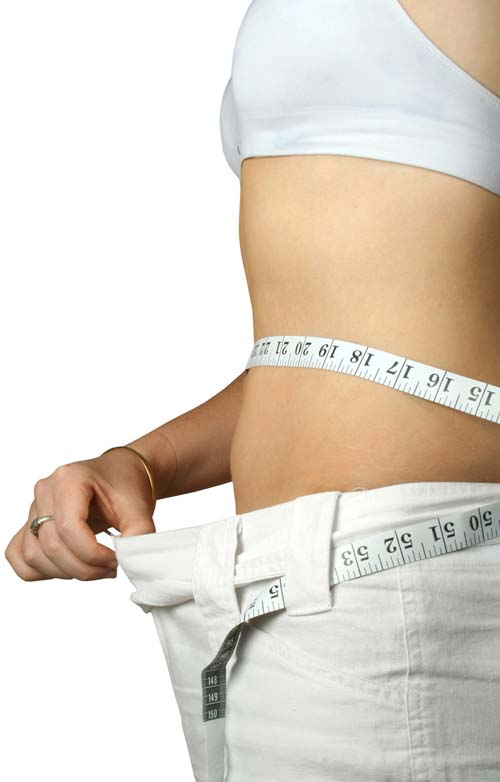 girl loss weight